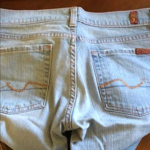 7 for all man kind new jeans